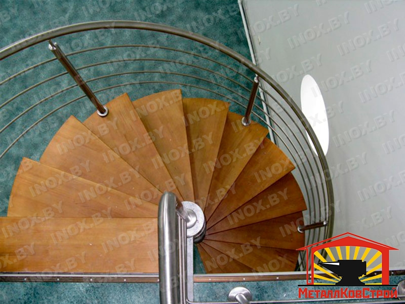 Лестница №09