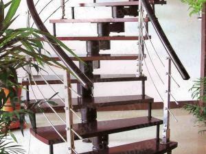 Лестница №08