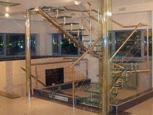 Лестница №07